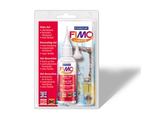 FIMO LIQUID - DECO GEL - 50 CC.